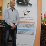مدير المركز ياسر قطيشات