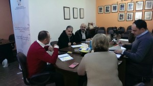 rawa A coordination meeting