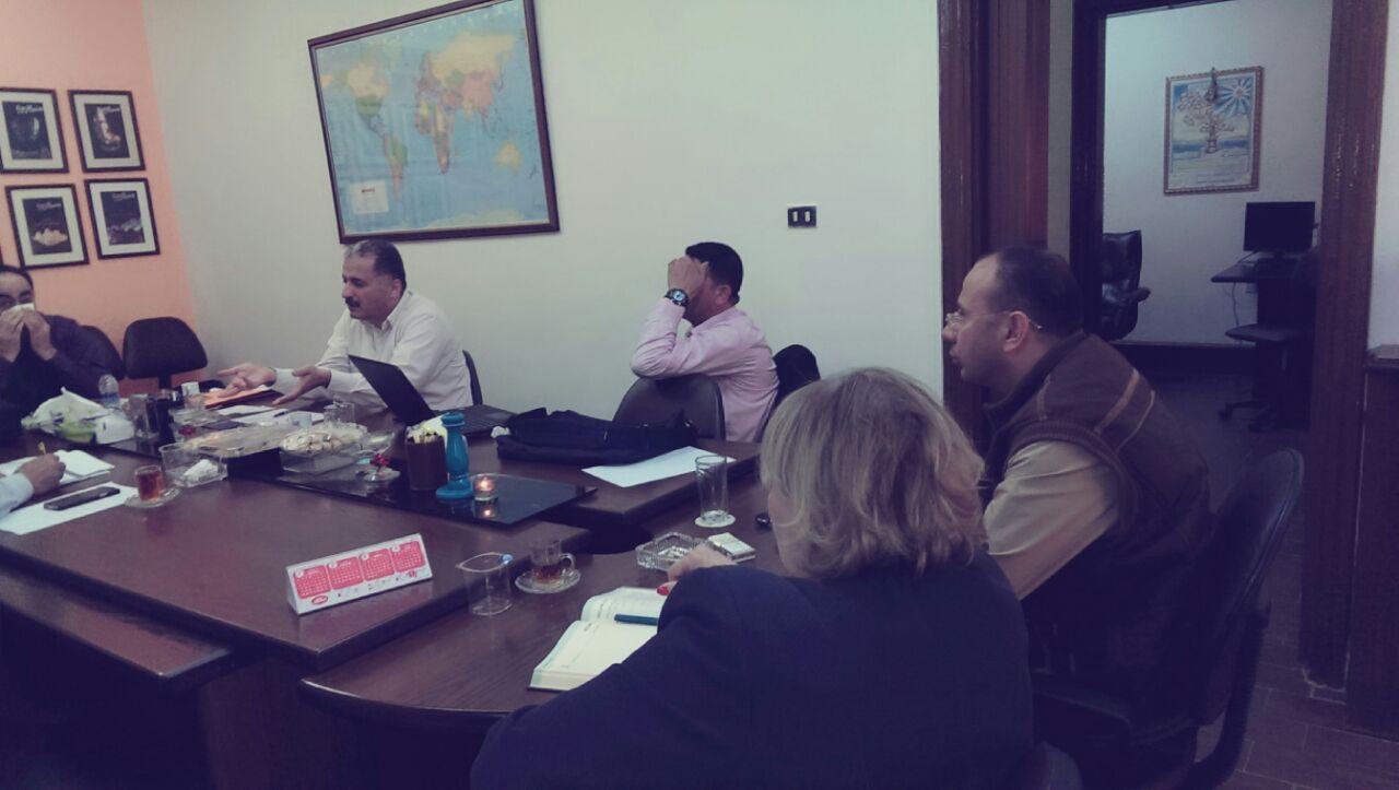 A coordination -meetingrawa