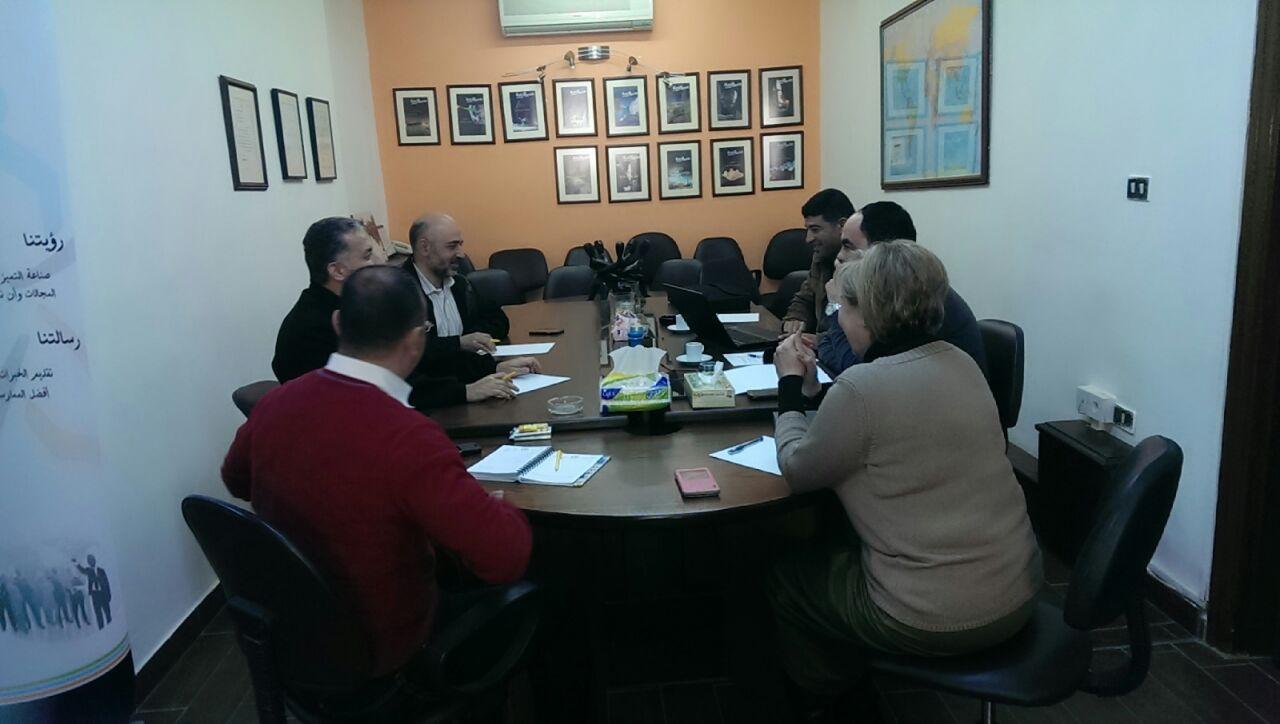 Rawa coordination- meeting